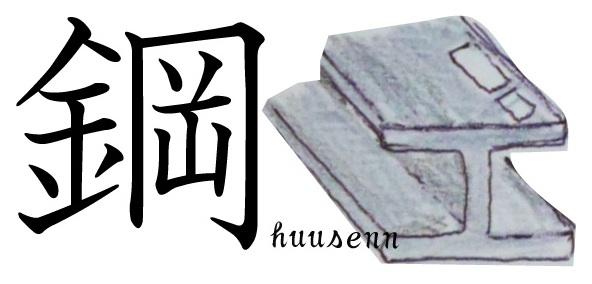 漢字 の かね へん