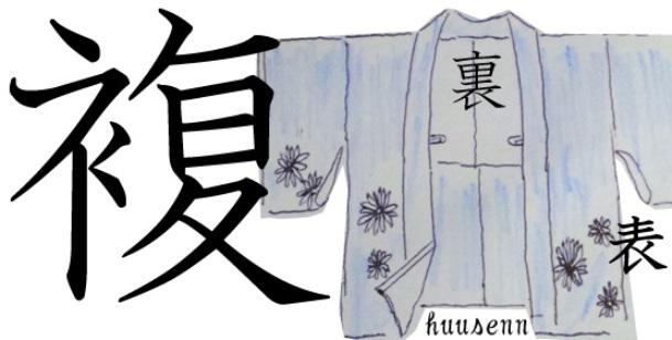 漢字の覚え方 复: 風船あられの漢字ブログ