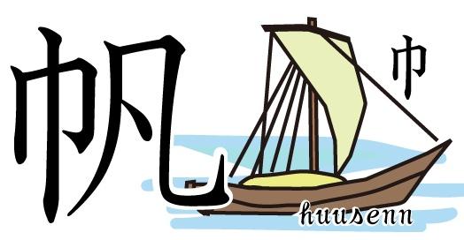 漢字の覚え方 凡: 風船あられの漢字ブログ